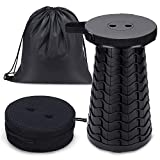 Best Telescope For Camping - 2021 Upgraded Retractable Stool with Cushion, Tested at Review