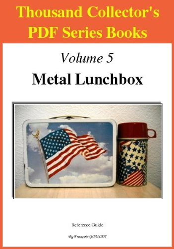 Thousand Collectors PDF Series Books - METAL LUNCHBOX (English Edition)