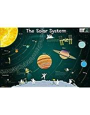 Solar System (Collins Children's Poster)