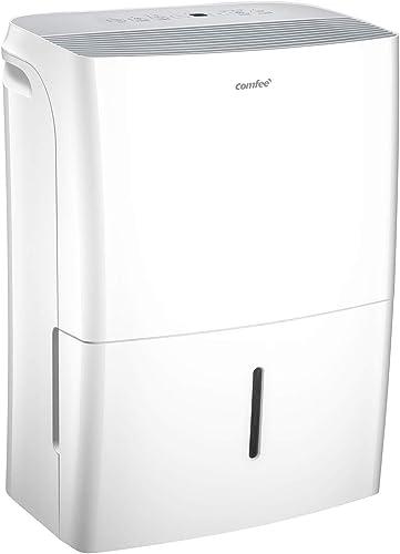Comfee Déshumidificateur, 20L/jour, Domaine d'application : 40m²/100m³