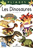 Les dinosaures : Pliages 4-8 ans