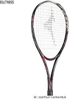 ミズノ スカッド05-R+ミクロパワー MIZUNO SCUD 05-R 63JTN95564+SS401MW 軟式テニスラケット ソフトテニスラケット 前衛用け 2019年3月発売