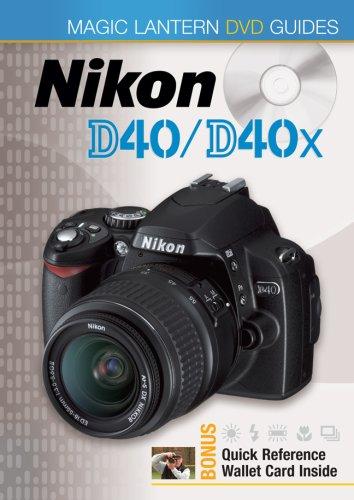 Magic Lantern DVD Guides: Nikon D40/D40x