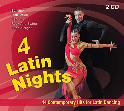 Tanz-CD: Latin Nights 4