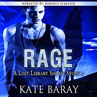 Rage: Short Story 1 audiobook cover art
