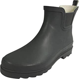 f161943e7cf NORTY - Womens Ankle Rain Boots - Ladies Waterproof Winter Spring Garden  Boot