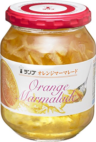 ランプ オレンジマーマレード 380g×12個