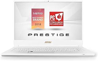 """MSI P65クリエーター8RF-442 15.6"""" プロフェッショナルノートPC - インテルCore i7-8750H、GTX1070、16ギガバイトDDR4、256ギガバイトのNVMe SSD、勝利10 PRO"""