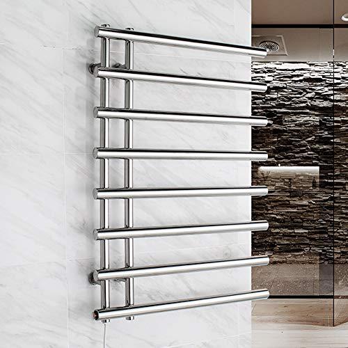 LYzpf badkamer handdoekhouder badkamerradiator elektrisch magazijnrek inlegplanken handdoekradiator design radiator verwarming vlakke plaatverwarming thuis drogen rek