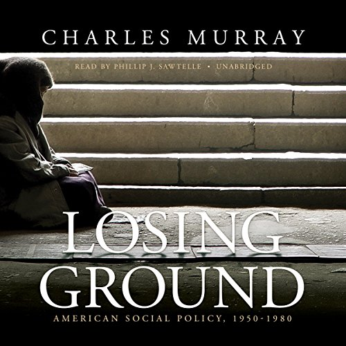 Losing Ground audiobook cover art