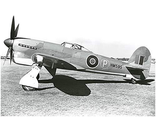 ミニクラフト 1/144 第二次世界大戦 イギリス空軍 テンペスト Mk.V プラモデル MC14756