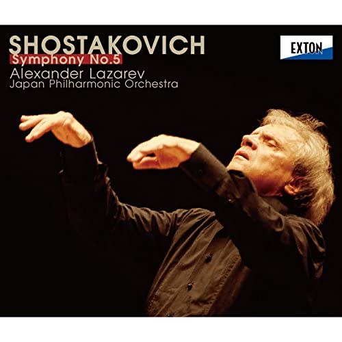 Alexander Lazarev & Japan Philharmonic Orchestra