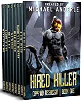 Cryptid Assassin Complete Series Boxed Set (English Edition)