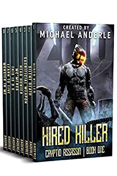 Cryptid Assassin Complete Series Boxed Set by [Michael Anderle]