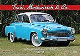 Trabi, Moskwitsch & Co. 2020: Autoklassiker aus der DDR -
