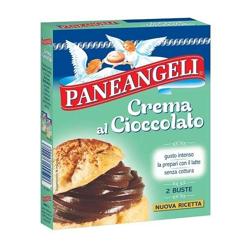 Paneangeli crema cioccolato schokolade creme Mischung kuchen 2x 86g