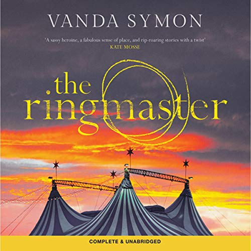 The Ringmaster  By  cover art