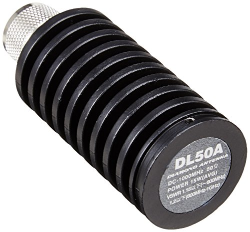 第一電波工業 ダイヤモンド ダミーロード DL50A - ダイヤモンドアンテナ