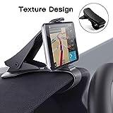 Modohe Support Téléphone Universel Portable Fixation Puissante pour iPhone 7 7 Plus 6 6s Plus,...