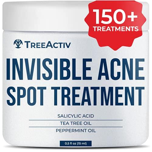 TreeActiv Invisible Acne Spot Treatment | Clarifying Salicylic Acid +...