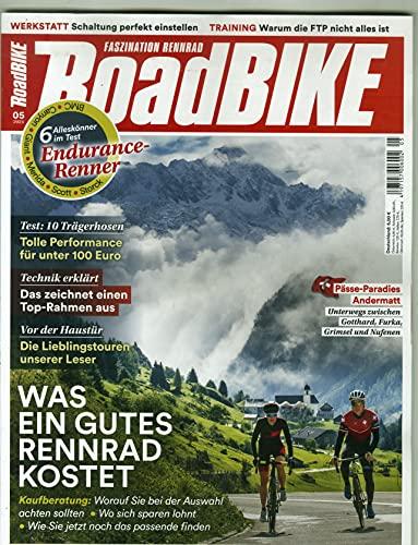"""Roadbike 5/2021 \""""Was ein gutes Rennrad kostet\"""""""