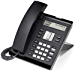 Unificar OpenScape IP 35 G 2lines Wired auricular negro