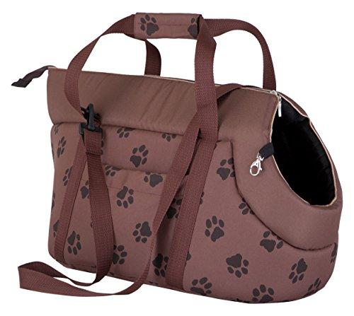 Hobbydog Karlie TOR jbl5 de Transport Chat Sac avec Pattes Taille 32 X 30 X 50 Cm, Marron Clair
