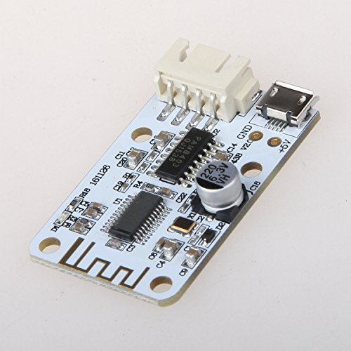 ARCELI Micro USB DC 5V 2x3W Ricevitore audio Bluetooth Modulo scheda amplificatore digitale Scheda amplificatore ricevitore audio Bluetooth