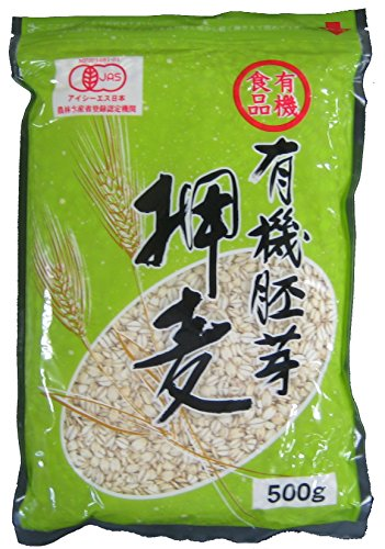 永倉精麦『有機胚芽押麦』