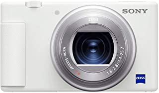Sony Digital Camera ZV-1 (White)