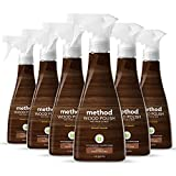 Product Image of the Method Wood Polish, Almond, 14 Ounces, 6 pack, Packaging May Vary