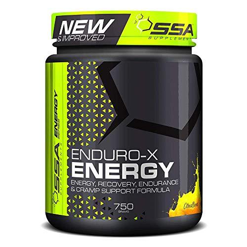 SSA Supplements Enduro-X 750G Citrus Bomb