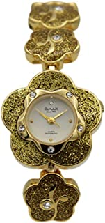 Omax Dress Watch For Women Analog Stainless Steel - 00JES754G003