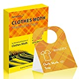 Mighty Catch Hook Clothes Moht Trap Webbing Clothes Moth Trap case-Making Clothes Moth