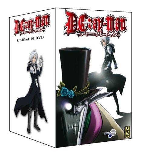 D-Gray man - Partie 1 - Coffret Vol. 1 à 5 (10 DVD)