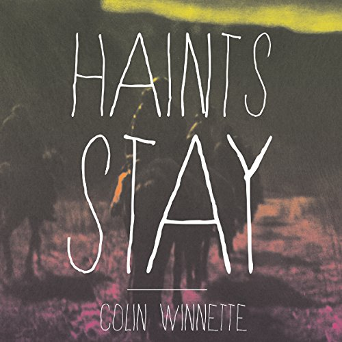 Haints Stay audiobook cover art