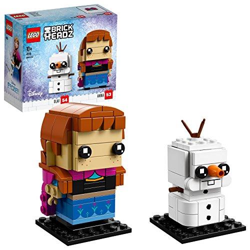LEGO BrickHeadz Anna und Olaf (41618) Disney Princess Die Eiskönigin
