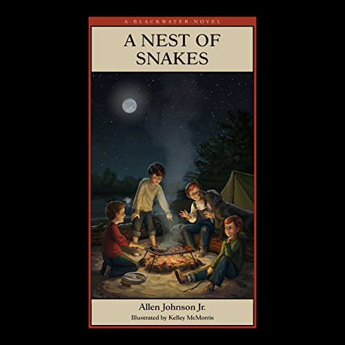 A Nest of Snakes audiobook cover art