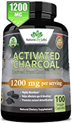 ✔️SUPERIOR POTENCY 1200 MG: our organic activated charcoal delivers 1200 mg per serving with 100 vegan capsules making it the most potent formula available on the market. ✔️ORGANIC ACTIVATED CHARCOAL: Derived from 100% organic coconut shells with max...