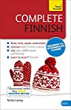 Complete Finnish Beginner to Intermediate Course: Book: New edition - Terttu Leney