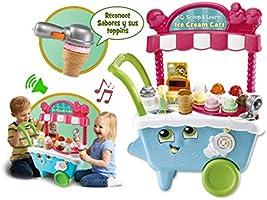 Cefa Toys- Carrito De Helados, Multicolor (Leap Frog 1)