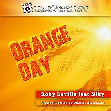 Orange Day (feat. Niky) [Version by Claudio Alessandri]