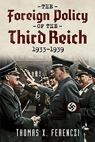 Image of The Foreign Policy of the Third Reich 1933-1939