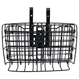 Rear Bike Baskets Review and Comparison