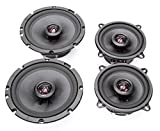 Skar Audio 2007-2011 Gmc Sierra Elite Series Complete Vehicle Speaker Package Upgrade