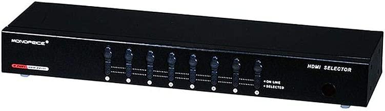 8x1 hdmi switch