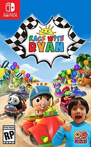 Race With Ryan - Nintendo Switch - Standard Edition
