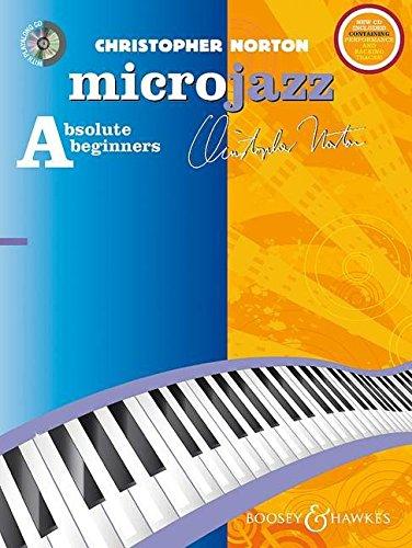 Microjazz for Absolute Beginners (Neuausgabe): Klavier. Ausgabe mit CD.