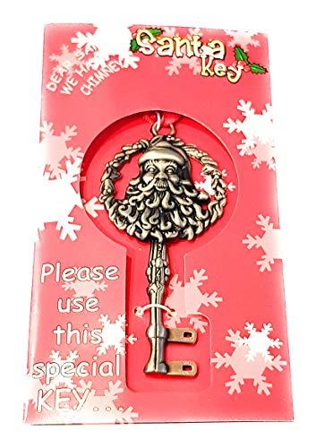 Magisch Weihnachtsmann Schlüssel - für Weihnachten Eve