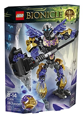 LEGO Bionicle Onua Uniter of Earth 71309 by LEGO